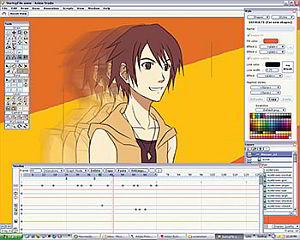 скачать программу для создания аниме
